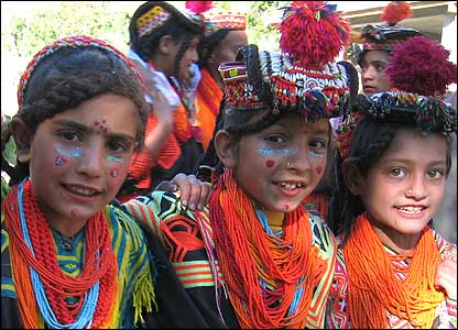 Kalash Festival of Choimus