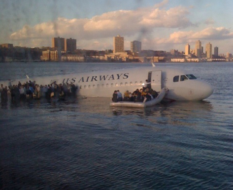 MIRACLE ON THE HUDSON 2009