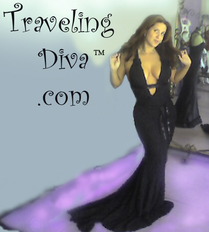 Traveling Diva on the Radio!