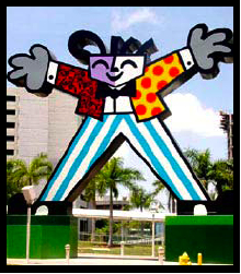 Britto: Welcome
