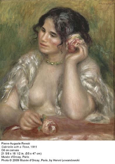 Renoir Exhibit – LACMA