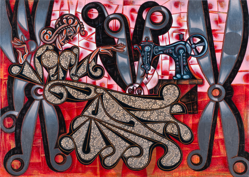Acclaimed Cuban artist CARLOS LUNA to exhibit in Palm Desert, CA