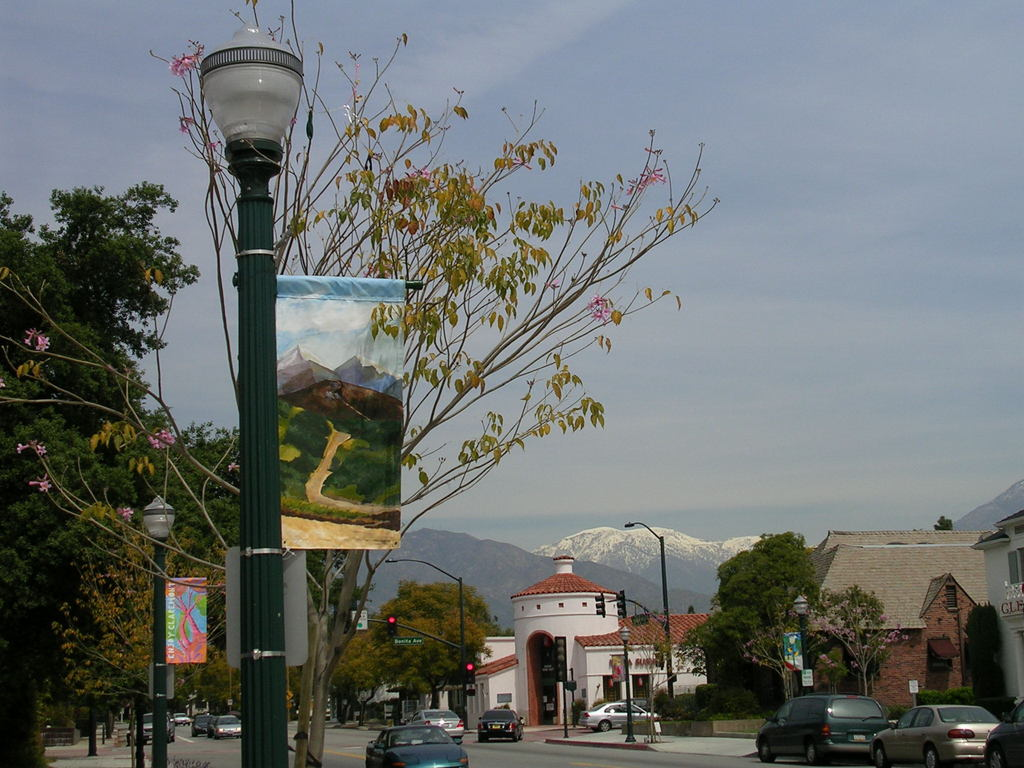 A Diva's Getwaway from LA: CLAREMONT, CA: Not your ordinary Sleepytown, USA
