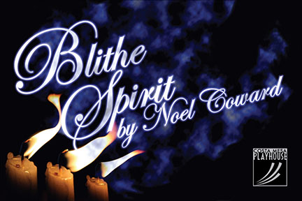 a summary of the play blithe spirit by noel coward 'blithe spirit' at the pennsylvania shakespeare festival in center  blithe spirit –which debuted on  in a vintage play by coward,.