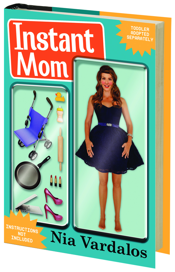 Book Diva's Must-Read: Instant Mom by Nia Vardalos