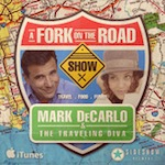 The 1st Travel & Food PodCast on iTunes: A FORK ON THE ROAD