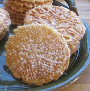 Italian Pizzelles Recipe