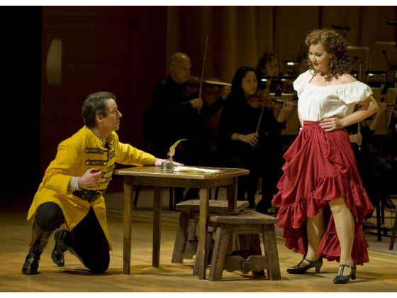 """Carmen"" – Segerstrom Concert Hall Costa Mesa, CA, Feb. 19, 21, 24"